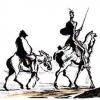afbeelding van Don Quichot