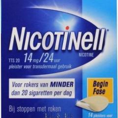Nicotinell om te stoppen met roken